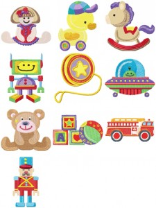 Baby babies toys machine embroidery designs