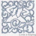 machine embroidery designs lords