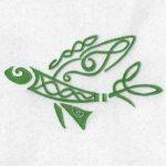 machine embroidery designs fish