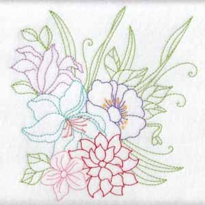 machine embroidery large hoop