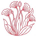 machine embroidery designs flowers
