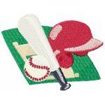 machine embroidery designs baseball