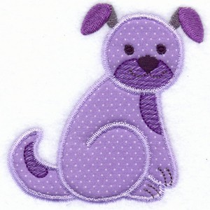 Appliqué cats dogs machine embroidery designs
