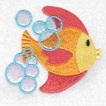 fish machine embroidery designs