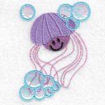 jellyfish machine embroidery designs