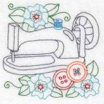 Machine embroidery designs sewing