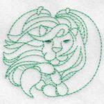 machine embroidery designs legendary creatures