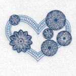 machine embroidery designs heart love