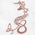 machine embroidery designs stag