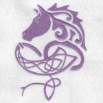 machine embroidery designs horse