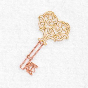 machine embroidery design key