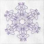 daisy machine embroidery designs