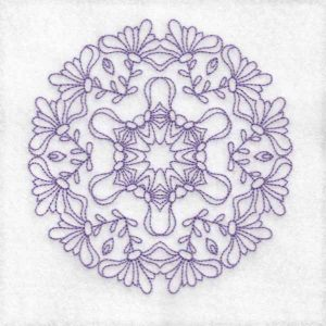 daisy machine embroidery designs