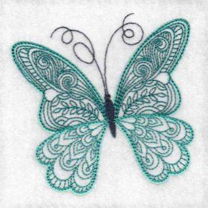 butterflies machine embroidery designs