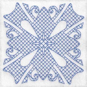 lattice geometric machine embroidery designs