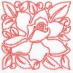 hennessy Embroidery Jasmine