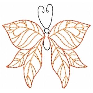 Leafy Butterfly